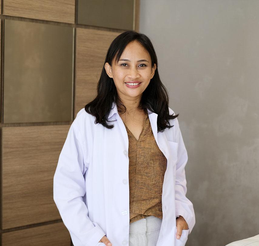 Dr. Dewa Ayu Mas Shintya Dewi, Sp. An