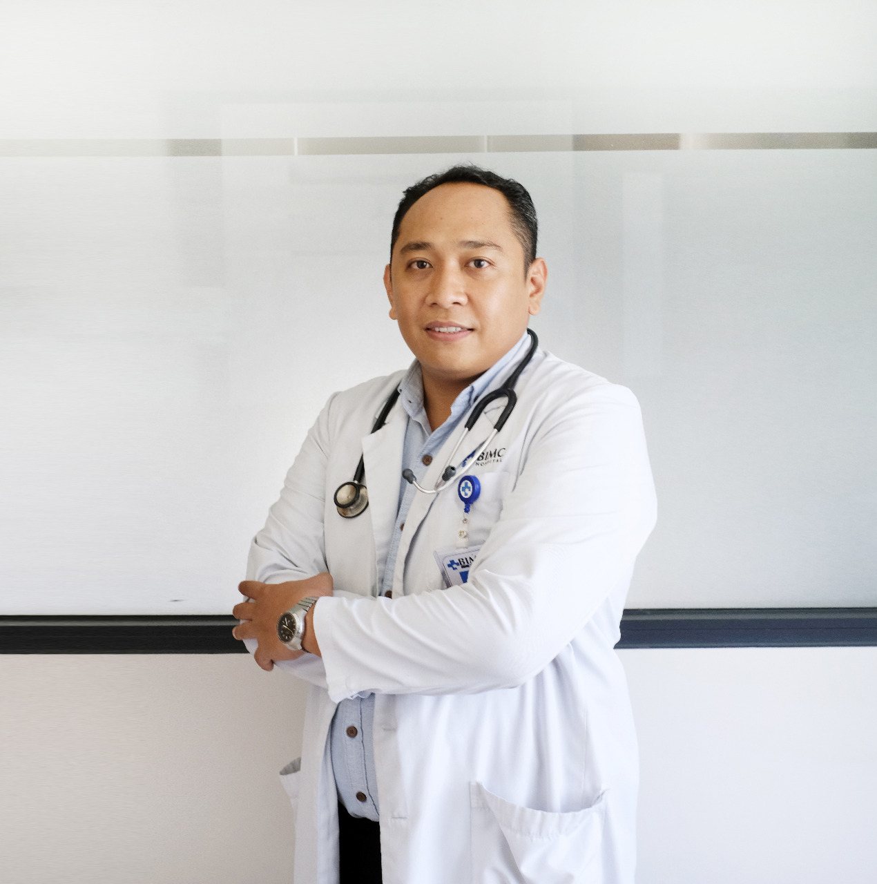 Dr. I Wayan Wahyu Sutrisna, M.biomed, Sp.b, Fics