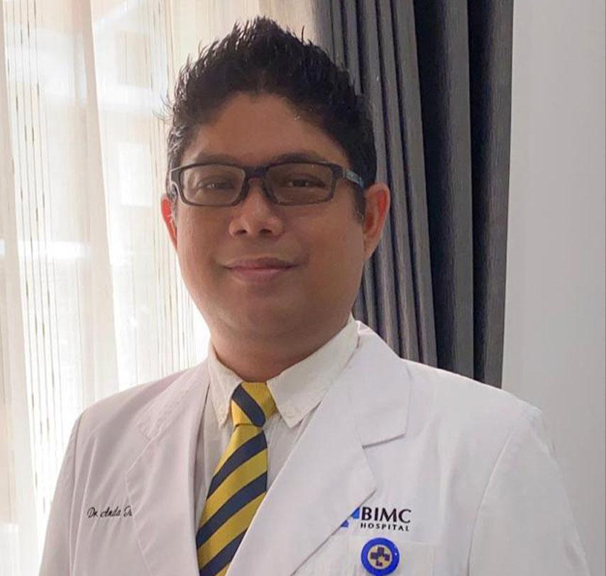 Dr. Putu Anda Tusta Adiputra, Sp.b(k)onk.