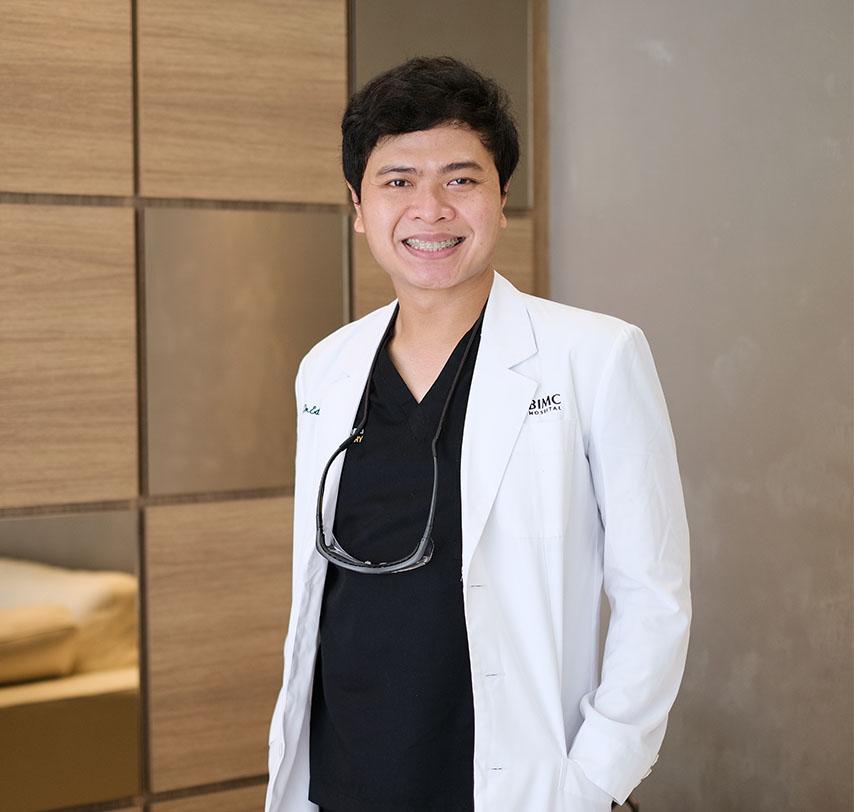 Dr. Putu Ardhy Parama Widyatmika, M.ked.klin, Sp.bp Re