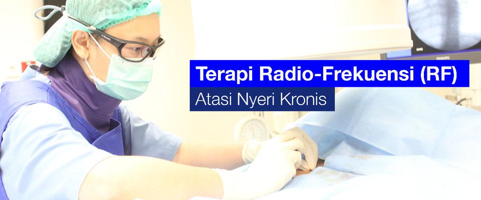 Terapi Radio Frekuensi