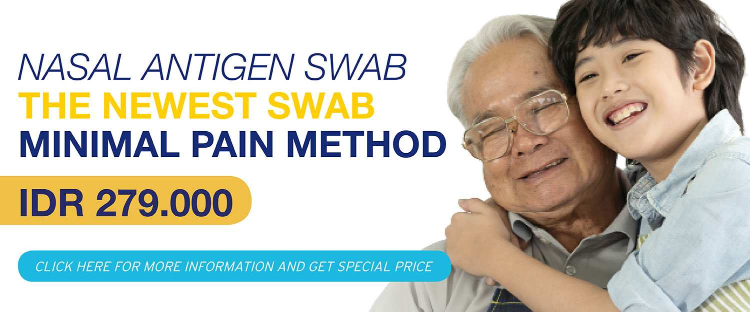 Nasal Antigen Swab At Bimc Hospital Kuta