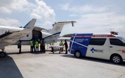 Bimc Kuta Evacuation