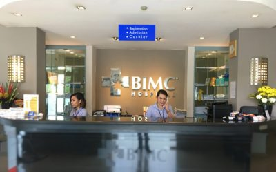 Bimc Kuta Receptionist