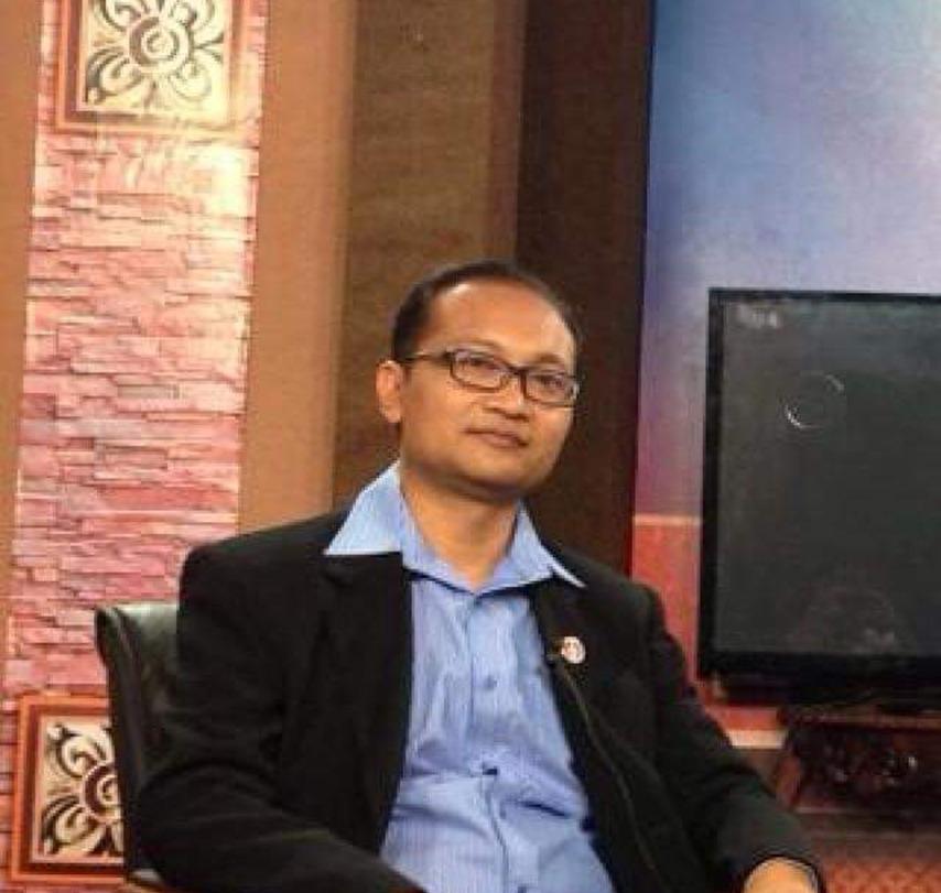 Dr. Gusti Putu Suka Aryana, Sp.pd