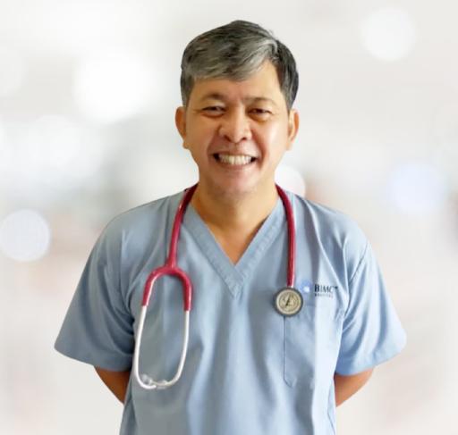 Dr. I Wayan Budi Artana Sp. An