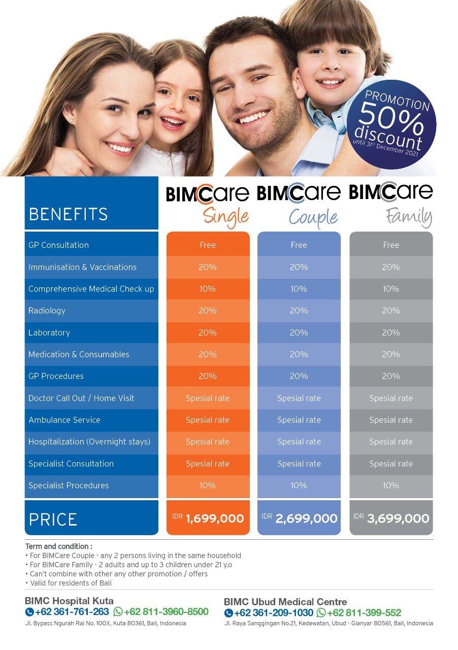Bimcare Membership (1)
