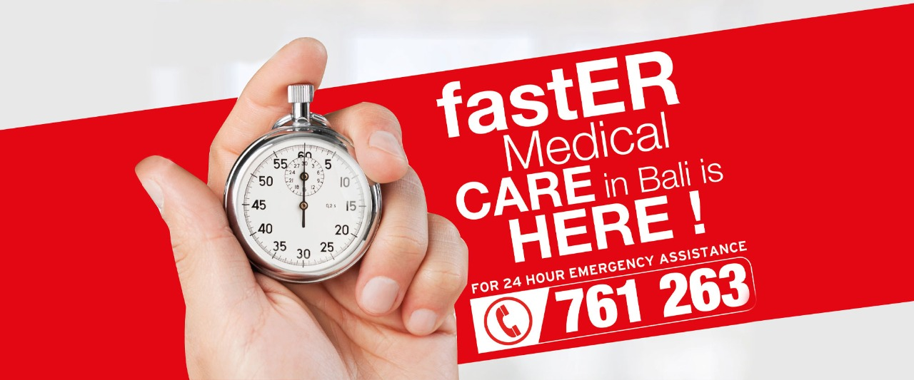 Faster Medical Care In Bali Is Here